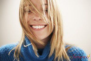 la autoestima- chica sonriendo