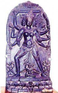 iniciación al sexo trántico-diosa tantrica