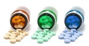 no mas farmacos-botes de pastillas