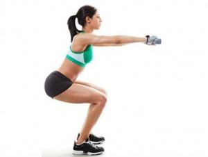 piernas fuertes-sentadillas