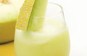 zumos contra el envejecimiento-zumo de melon