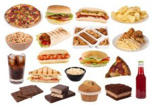 Que alimentos debemos evitar en nuestra dieta