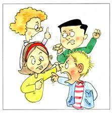 Cosas que deberíamos saber para evitar discusiones-familia discutiendo
