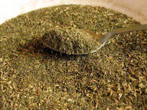 La Stevia - hoja seca stevia