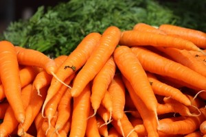 zumos para la anemia-zanahoria