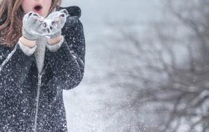 expuesto frío proteger piel
