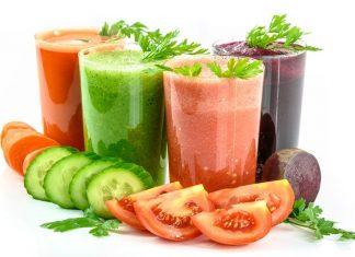 frutas verduras base dieta detox