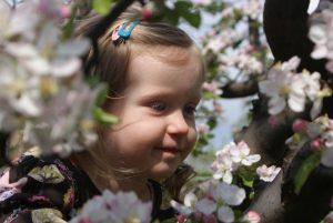 primavera estacion cambio ninyos